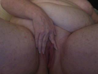 older pic of her pussy