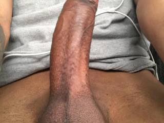 Hard for pussy pounding