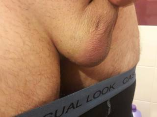 I love his balls...girls please coment if you like to lick nice balls to. Would love to watch that some strange girl lick my huby balls ...mmmm.. Interested?