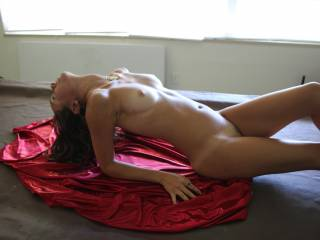 beauty on the pool table