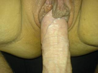my wet pussy after fun mmmmmmmm
