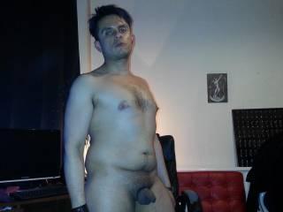 My naked body, u like it?
