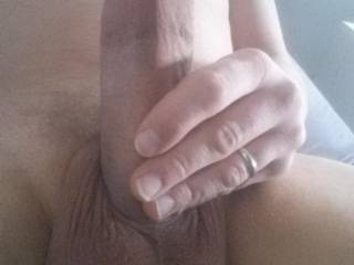 Very nice thick suckable cock and huge balls