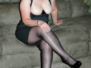 How many of you young guys have fantasies of having your way with an older woman??