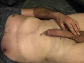 Need to finish stroking