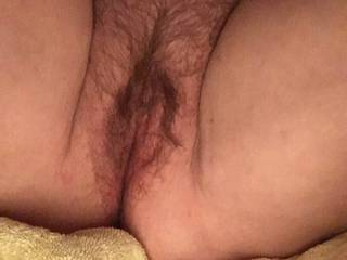 Just waiting for some one to lick my hot pussy, anyone wanna taste?