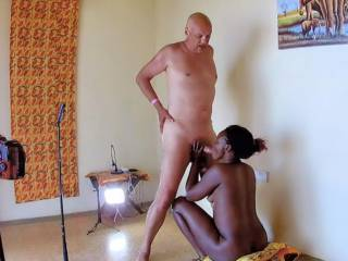 Enjoy some pics from real porn actions in Africa. The girls love watching porn and participating in porn actions.