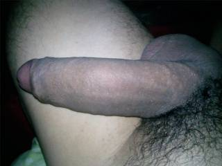 People so often don't understand how hot a semi-hard cock is - that state before full erection and maximum heavy hang.  Unfortunate they don't get it, or how good it feels displaying it to others. I can spend hours edging in this state