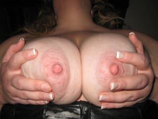 always !!! gorgeous nipples for my hard cock to rub on !!! then spurt strings of my cum on those beautiful cum catcher titties