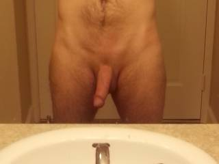 freshly trimmed, any ladies want a lick?