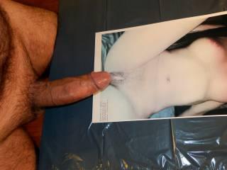 mmmm nice tits, sweet pussy
