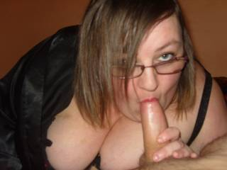 Sexy eyes, nice cock and great pair of boobs! 10/10 xxx