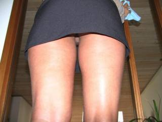 Tasty!!!! Picture of perfection.... would love to tongue fuck that pretty little hole then shove every inch of my throbbing cock into her pussy.... very very hot