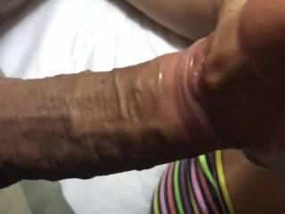My girl suck me really good.