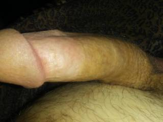 Again my dick getting ready to explode soon please leave me your comments
