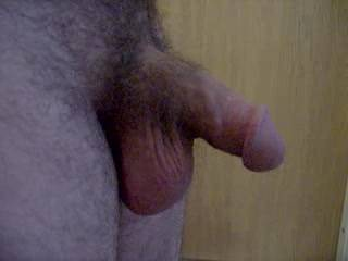 happy to see a such nice cock not too long , I have also a small cock and some women don't like my cock and you?