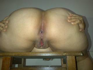 I want to bury my face in there and tongue fuck both of your hot holes
