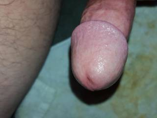 I\'m oozing some precum. lay under it and take my load on your pretty face and open mouth.