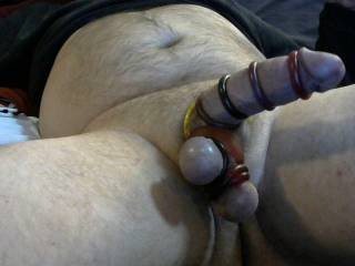 want to caress my bound balls? comments plz