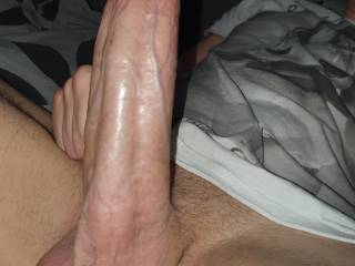 My throbbing hard cock