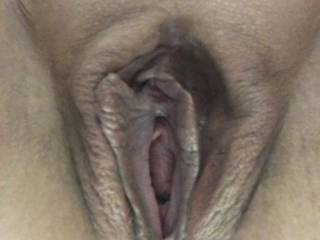 Hot Michigan wife's wet pussy ready for a good stretching