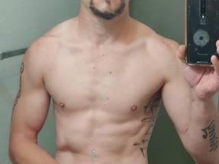 Love his body