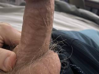 Cock and full balls