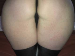 My little whore's ass ready for fuck.