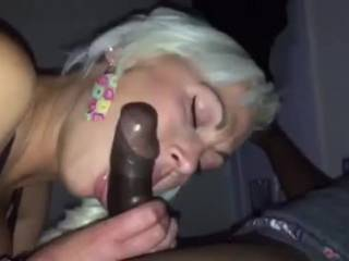 I love my sexy blondes cocksucking would any of you guys like her to suck you too?