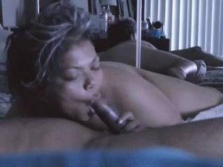 CAMBODIAN SAMM - Since i just finished shooting a load inside her asian pussy, Sammm told me she wanted to suck out the very last drop.. so i said sure thing and just laid back and let her enjoy my flavors