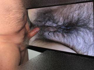 rove - your hot hairy pussy makes me rockhard