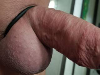 Me Prepped to fuck her hard