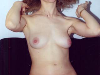 .....with pretty,bautiful,sexy,delicious tits......