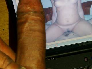 loving doing theses photos, nice hard cock for you babe