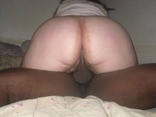 wife riding her favorite bbc