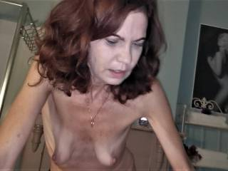saggy tits but sexy and love it
