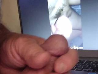 Tribute. The big verses small cock. I have the small cock and he has the big cock in this video.