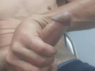 Jerking off for lena to send her so she can get her pussy wet