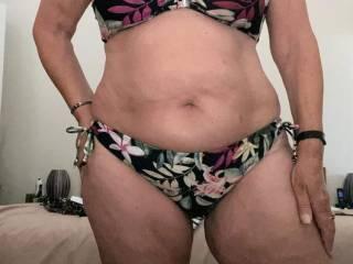 Maggy's new bikini