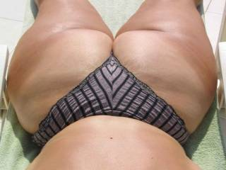 I would vacation betwen your thighs as often as possible.  great assets!!!