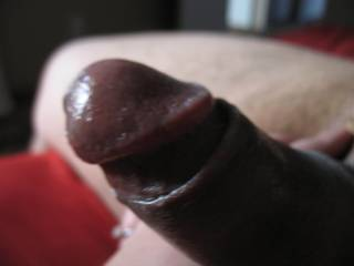 Push that tip into my tight pussy slowly......