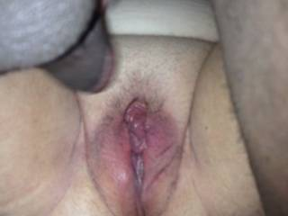 black cock on the way