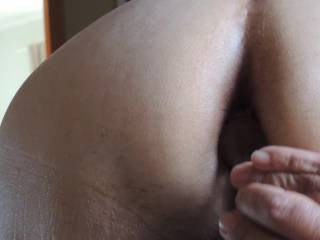 let me fuck your sweet as while jerking your hot cock wnat to feel your hot cum on me while i fuck you