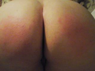 Beautiful ass love to bury my face and cock in it
