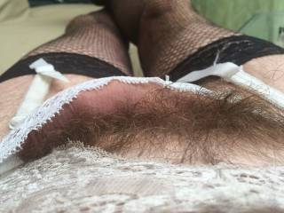 pantied cock to use...