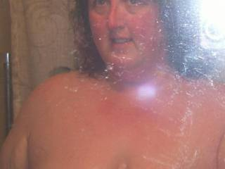 Oh you are so gorgeous! A real hot big lady! I love your big tits! So wild!