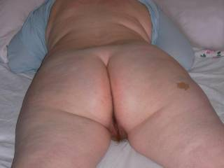 i would love to massage the inside of your hot pussy with my cock as i massage your ass cheeks with my hands