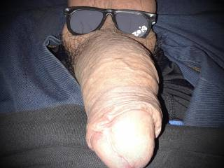 do these glasses make my dick look fat?