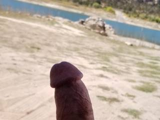 such a beautiful place to get naked