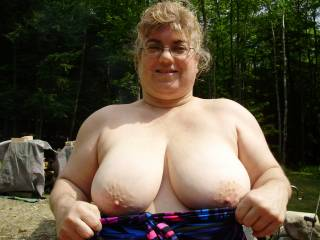 Your tits are amazing, love to give those sexy nipples a good sucking